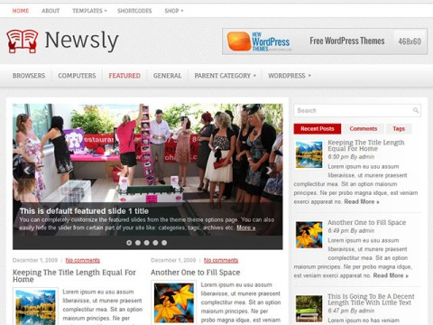 newsly-wordpress-haber-temasi