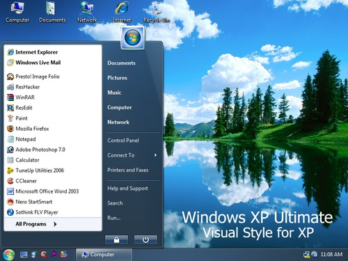 wndows-xp-ultimate-tema-indir