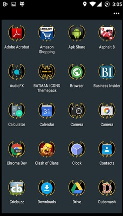 batman-android-tema